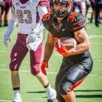 Tigers Rhat Out Cornell, 47-21